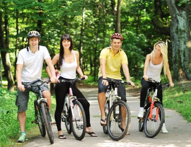 Cycling Saratoga Tours
